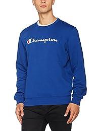 Champion Crewneck Sweatshirt-Institutionals, Sweat-Shirt Homme