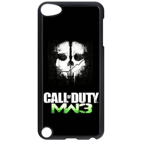 ipod 5 Cover , call of duty ghost ps3 Cell phone case Black for ipod 5 - PPIOOI9700844
