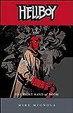La mano destra del destino. Hellboy: 4