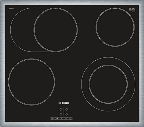 Bosch série 4 pkn645ba1e encastrer en céramique noir plan cuisson