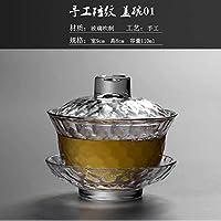 GBCJ juego de té Taza de té, vaso, tres tazas de té, taza