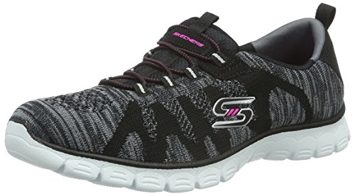 skechers-damen-ez-flex-30-take-the-lead-sneakers-schwarz-bkw-38-eu
