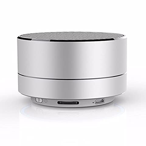 Bluetooth Speakers, Wireless Portable Dual Sound Proof High Performance Bass