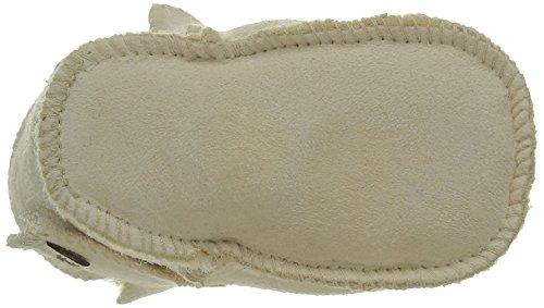 Shepherd Unisex Baby Borås Eco Slipper Krabbel-& Hausschuhe Elfenbein (RELUGAN 45)