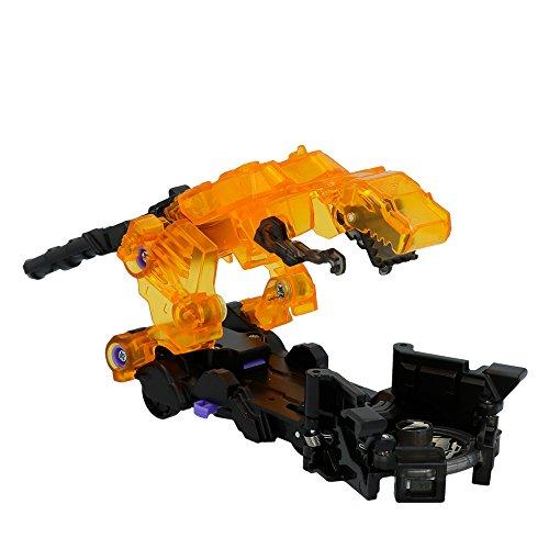 Screechers Wild- V-Wrex Vehículo transformable de Nivel 2...