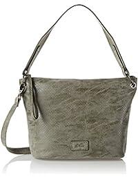 s.Oliver Damen Hobo Bag Schultertaschen, 12x22x33 cm