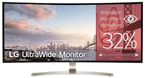 LG 34UC99-W - Monitor Curvo UltraWide QHD de 86