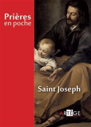Prières en poche - Saint Joseph