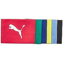 Puma Fundamentals Unisex Captains Armband Size:UA Pack of 12 (Assorted Color)