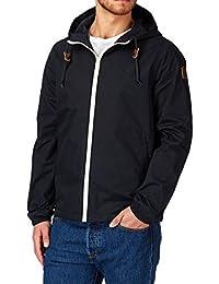 Element Alder Lightweight Hooded Jacket Black