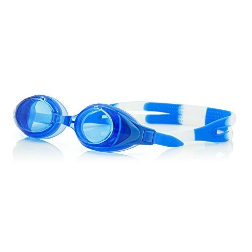 EnzoDate Optische Schwimmbrille mit RX + 1 bis + 8 Kurzsichtige - 1 bis-8 Erwachsene Kinder verschiedenen Stärken für jedes Auge