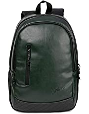 F Gear Bi Frost Executive 27 Ltrs Olive Green Laptop Backpack (3140)