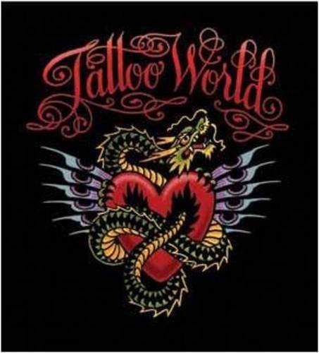 Tattoo World (Musik-kunst-dekor)