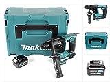 Makita HR 166 DM1J 10,8 V SDS-Plus Brushless Akku Bohrhammer + 1 x 4,0 Ah Akku im Makpac