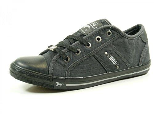 mustang-damen-canvas-sneaker-schwarz-dunkelgrau-schuhgrosseeur-39