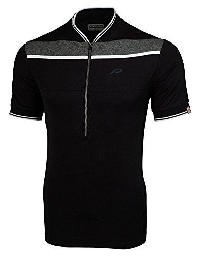 Protective Herren Trikot Off Duty Shirt, Black, 5XL, 0215110