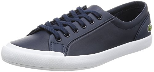 Lacoste Lancelle Bl 1 Spw, Sneaker Donna Blu (Nvy)