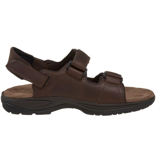Dunham Men's St. Johnsbury Sandal,Brown,10 B (N) US Brown