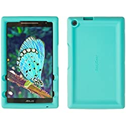 Funda de silicona para tablet ASUS ZenPad Z380, P022, Z380C, Z380CX, Z380KL, Z380KNL, Z380M, P00A, P024 - Varios colores