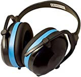 Silverline 633816 Folding Ear Defenders, SNR 30 dB