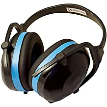 Silverline - 633816 - Casque Anti-Bruit - Pliable