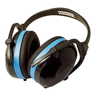 Silverline 633816 – Orejeras plegables SNR 30 dB (SNR 30 dB)