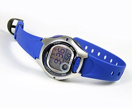 Casio Collection Kinderuhr Tagesalarm LW-200-2AVEF -