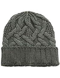 Amazon.it  cappello lana uomo - Verde   Baschi e berretti   Cappelli ... c656a4b54ca8