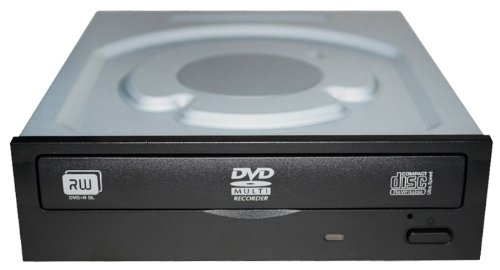 LiteOn IHAS122-14 interner DVD-Brenner (22x Geschwindigkeit, SMART-X, SMART-BURN, SATA) schwarz