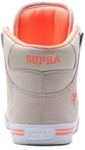 Supra Womens Vaider, Sneaker Donna (Coral)