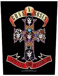 Guns'N'Roses parche para espalda – Appetite for Destruction – Guns' N 'roses Back Patch parche para espalda
