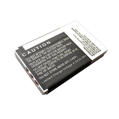 z Logitech Remote Control/Fernbedienung Akku/Batterie für Harmony 915, 1000, 1100, 1100i, Squeezebox Duet Controller, C-RL65, C-LR65, K398, L-LU18 Universal Ultimate Remotes ()