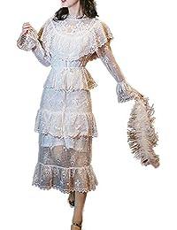 86f680d7ba Amazon.es  Faldas Con Volantes - Vestidos   Mujer  Ropa
