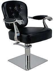 Fauteuil De Barbier Chaise Esthetique Salon Coiffure Barbiers Professionnel Beaute 205504