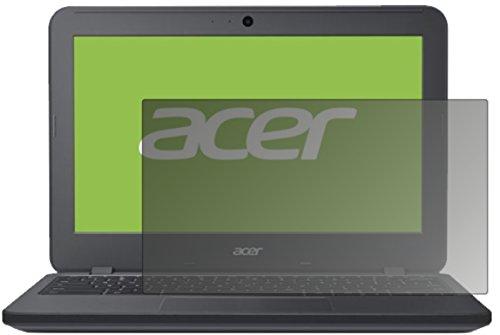 dipos I Blickschutzfolie matt passend für Acer Chromebook 11 N7 Sichtschutz-Folie Bildschirm-Schutzfolie Privacy-Filter