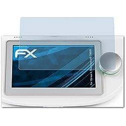 atFoliX Film Protection d'écran Convient pour Vorwerk Thermomix® TM6®, Protecteur d'écran Ultra-Clair FX Écran Protecteur (2X)