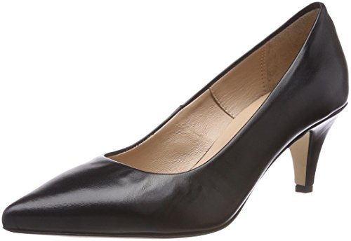 Bianco Damen Classic Pump 60 Pumps, Schwarz (Black), 38 EU