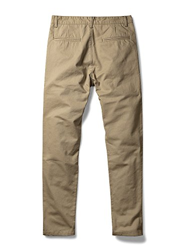 100% Baumwolle Casual Herrenhose Slim Fit Cargo Hosen