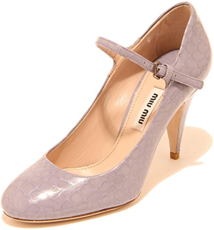 Miu Miu 8124I Decollete   cinturino LILLA Viola cinturino    Shoes WoHommes B017JGI7U2Parent 97613e