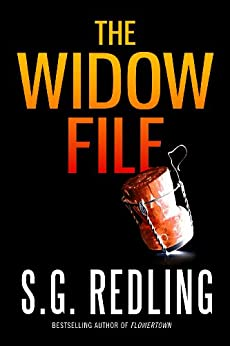 The Widow File (A Dani Britton Thriller) by [Redling, S.G.]