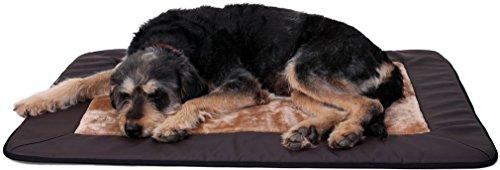 Knuffelwuff 12679 Universal Hundematte Fim Comfort für Haus Garten Auto viel mehr, XXL, 112 x 83 cm - 3