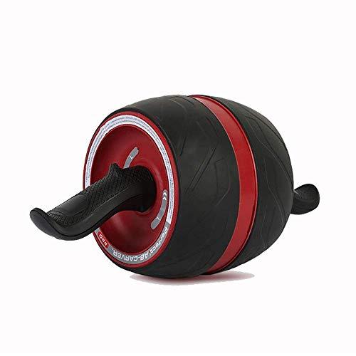 Durable Ab Roller Wheel Exercise Fitnessgeräte - Ab Wheel Exercise Fitnessgeräte - Ab Wheel Roller Für Home Gym - Ab Machine Für Ab Workout - Ab Workout Fitnessgeräte - Abs Roller Ab Train
