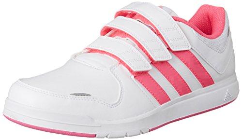 huge selection of f1464 9c049 adidas Originals Trainer 6 CF, Low-Top Sneaker Unisex - bambino, Bianco (
