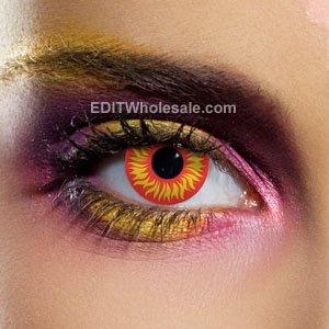 Wolf Eye - Auge Zubehör - kompletter Satz - Erwachsene Phantasie kleiden