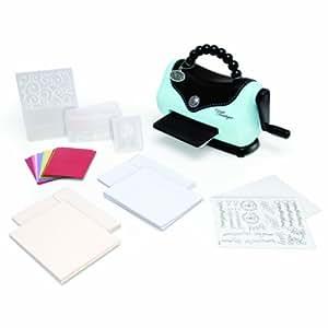 Sizzix 18736280 - Set Goffatrice Texture Boutique