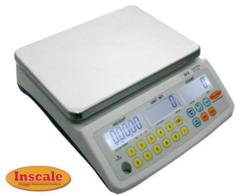IBC 15 Portable Counting Bench Scale 15kg x 0.5g