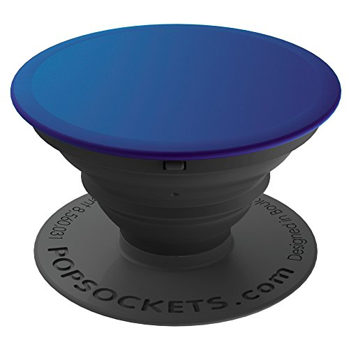 *PopSockets: Ausziehbarer Sockel und Griff für Smartphones und Tablets – Blue*