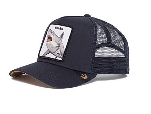 Goorin Bros. - Gorra de béisbol - para Hombre Azul Talla única 1851f38d483