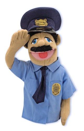 Melissa & Doug - Títere oficial de policía (12551)