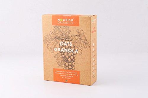 Nourish Organics Oats Granola, 300g